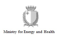 Ministry for Energy and Health Logo